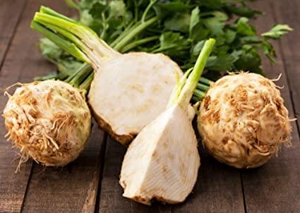 Σελινόριζα (celery root)