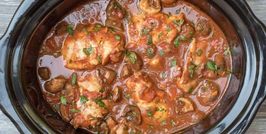 Κοτόπουλο-κατσιατόρε