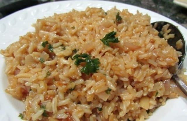 Ρύζι πιλάφι