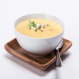 Βελουτέ Κοτόπουλο (chicken veloute soup)