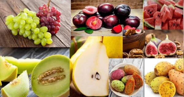 Τα φρούτα του Σεπτέμβρη