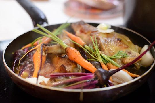 Η μέθοδος μαγειρέματος simmering (σιγοβράσιμο)