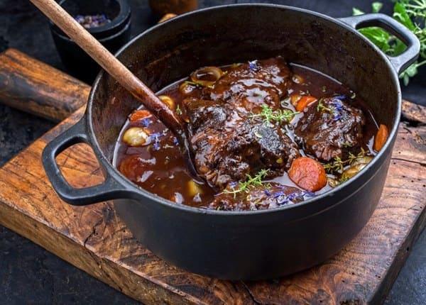 Μπραιζέ (braises) και μαγειρευτά (stew)