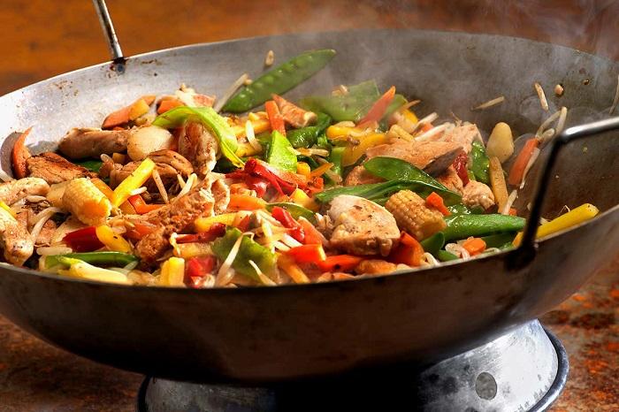 Stir frying! Η πιο healthy μέθοδος τηγανίσματος
