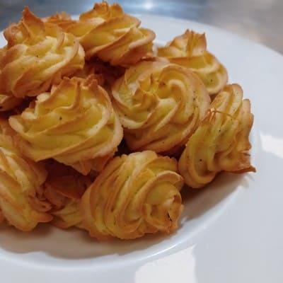 Πατάτες ντουσέζ (Duchesse)
