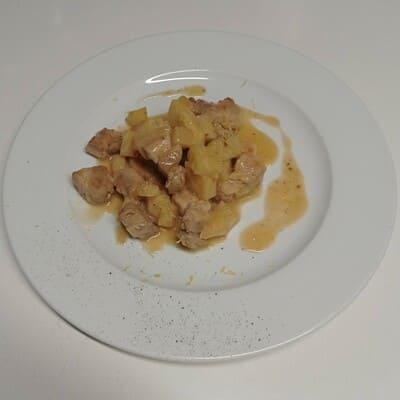 Χοιρινό κατσαρόλας με σελινόριζα