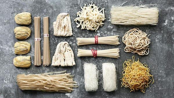 Πως μαγειρεύονται noodles; Κατηγορίες και είδη